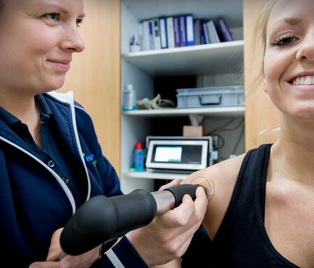shockwave therapie in tilburg
